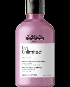 L'Oréal Serie Expert Liss Unlimited Shampoo  300ml