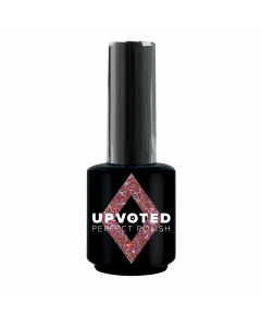 NailPerfect UPVOTED Glitter Soak Off Gelpolish #197 Moulin Rouge 15ml