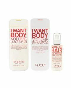 Futloos haar pakket Eleven I Want Body