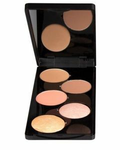 Make-up Studio Shape & Glow Palette peach