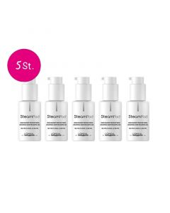 5x L'Oréal Steampod 3.0 Protecting Concentrate 50ml