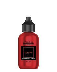 L'Oréal Colorfulhair Flash Red Hot 60ml