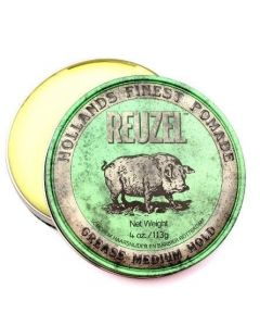Reuzel Green Pomade Grease 113gr