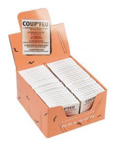 Sibel Coup-Feu display 48st bloedstelpende lucifers