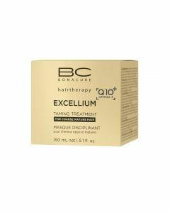 Schwarzkopf BC Excellium Q10 Taming Haarmasker 150ml Outlet  150ml