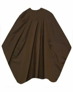 Trend-Design Kapmantel Classic button bruin 135x150cm
