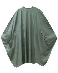 Trend-Design Kapmantel Classic hooks grijs