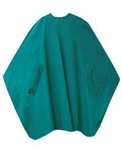 Trend-Design Kapmantel Classic hooks turquoise