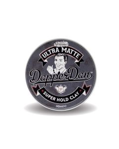 Dapper Dan Ultra Matte Clay 50ml