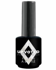 NailPerfect UPVOTED Fiber in a Bottle Cotton White 15ml