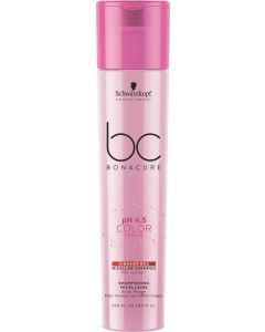 Schwarzkopf BC Bonacure Color Freeze Vibrant Red Micellar Shampoo 250ml