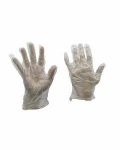 10x Nebur Handschoenen Dames Transparant 100st.