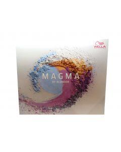 Wella Magma by Blondor Kleurboek Productafbeelding