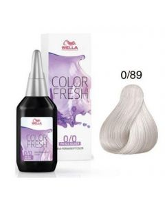 Wella Color Fresh Silver 0/89 75ml