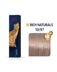 Wella Koleston Perfect ME+ Rich Naturals 10/97 60ml
