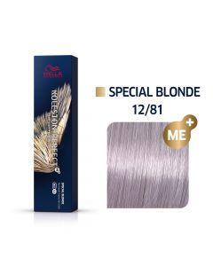 Wella Koleston Perfect ME+ Special Blonds 12/81 60ml